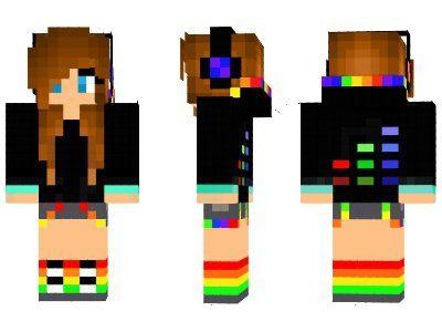 скачать в Minecraft скин - фото 10