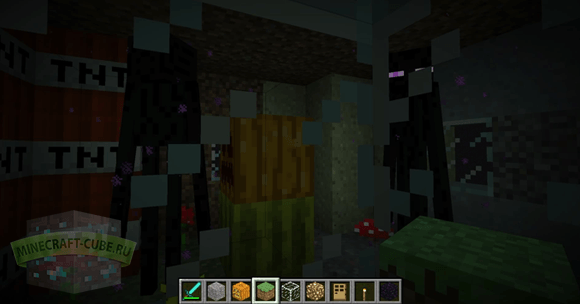 Endermen don t pick up blocks mod 1 7 2 minecraft