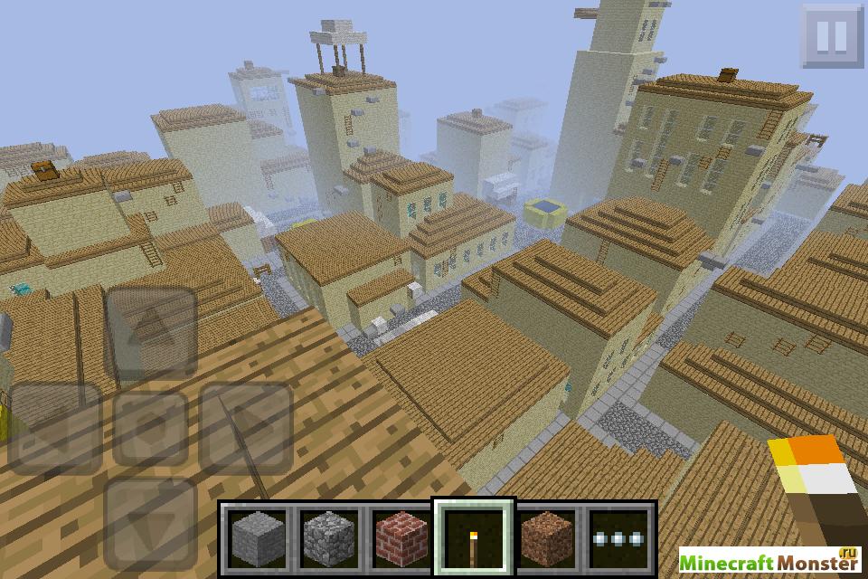 Скачать Карту Для Minecraft - фото 8