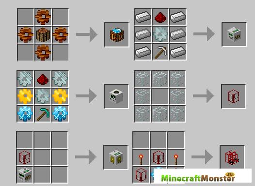 Buildcraft как сделать мод