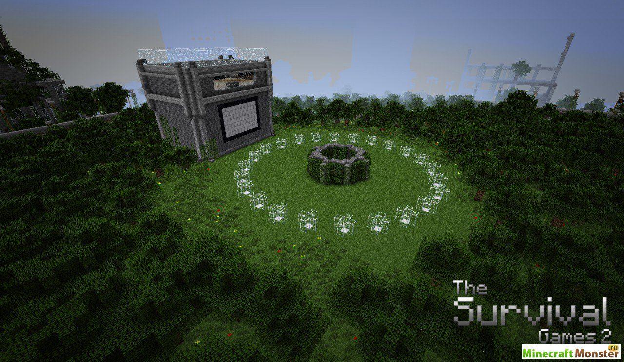 Скачать программу Minecraft Server
