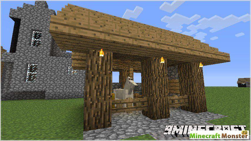 Скачать village taverns mod 1 7 2