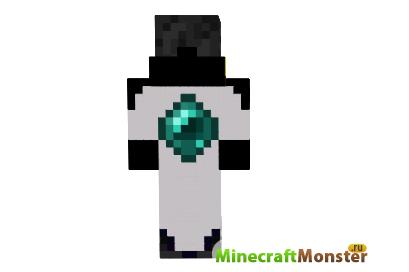 скачать скин для Minecraft эндермена img-1