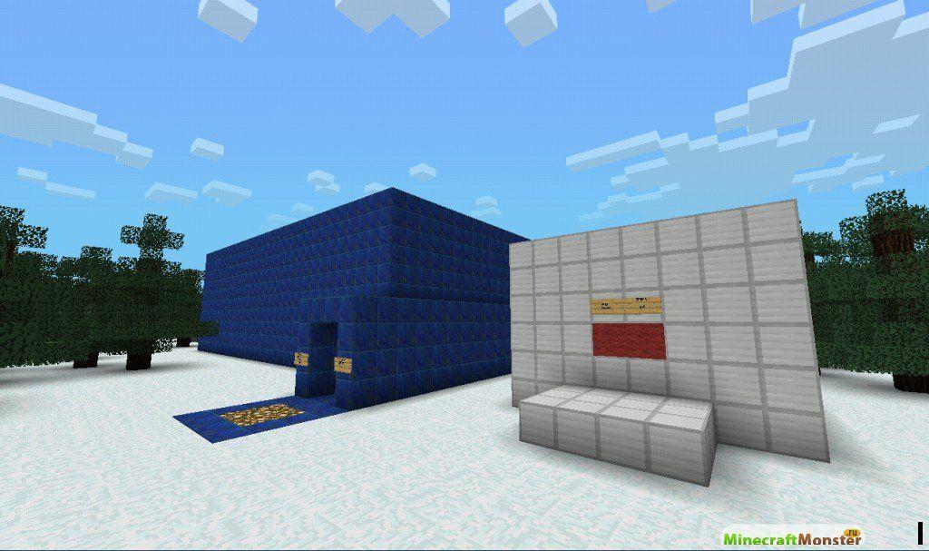 Скачать Карту Банк Для Minecraft - фото 6