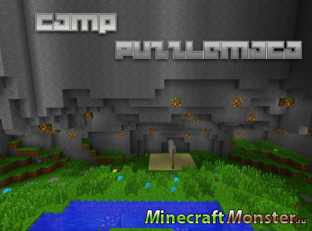 Карта CAMP PUZZLEMACA для Minecraft Pocket Edition