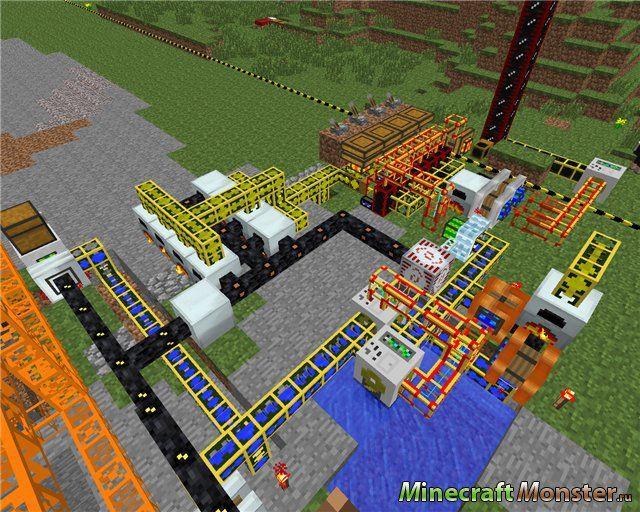 minecraft wiki industrial craft 2 experimental рецепты