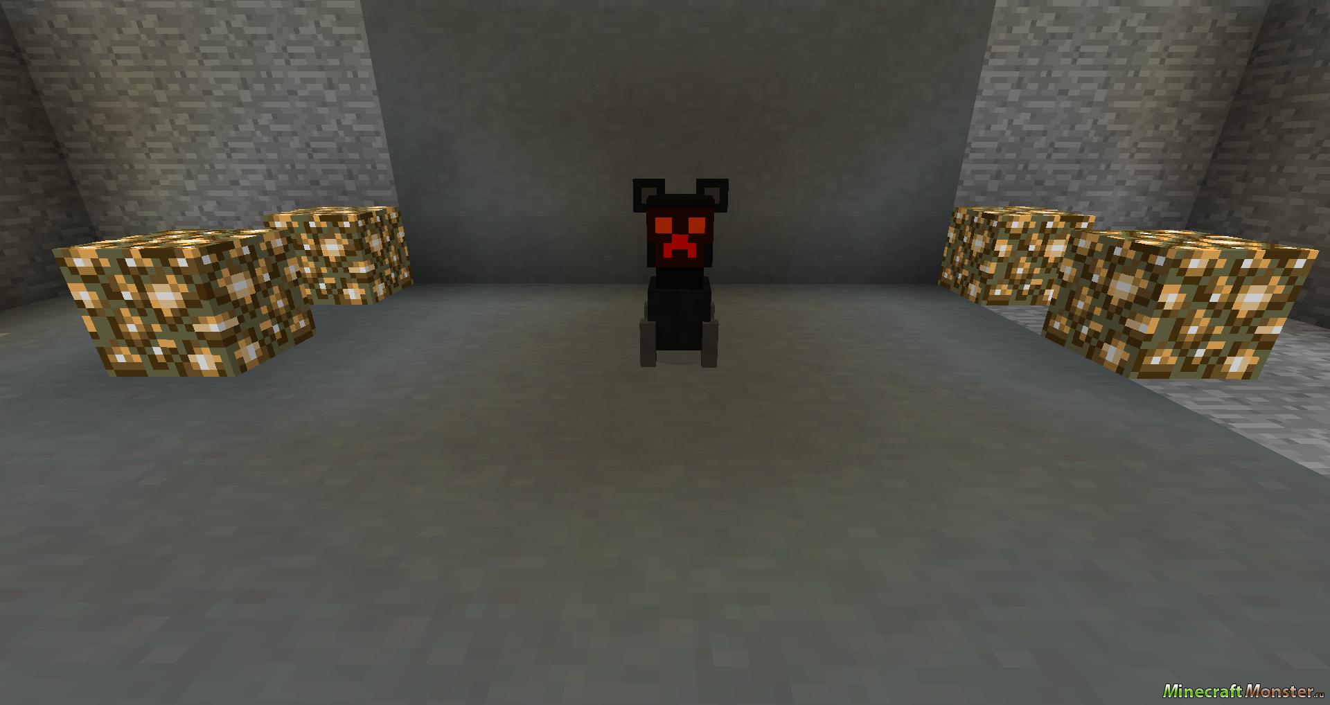 Скачать мод weird mobs для minecraft 1 7 2
