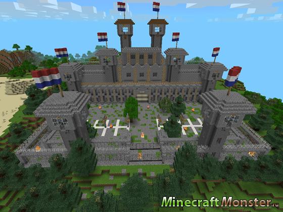 Как скачать карту побег из тюрьмы для minecraft