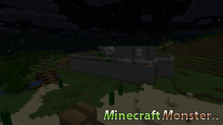 Карта Побег из Тюрьмы для Minecraft PE