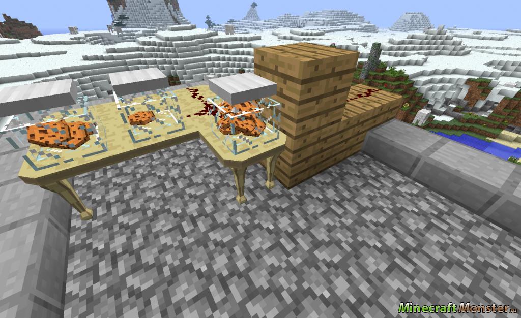 скачать моды для minecraft 1.4.7 bibliocraft