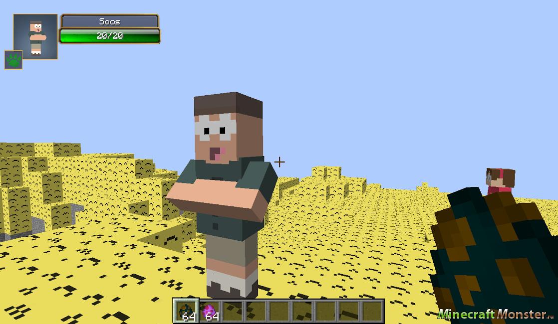Minecraft 1.8 полную версию