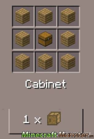 Мод Pocket Decoration для Minecraft PE 1.0 [0.17.0]