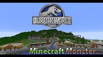 скачать карту для майнкрафт динозавры - фото 2