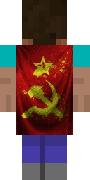 Плащ СССР для Minecraft