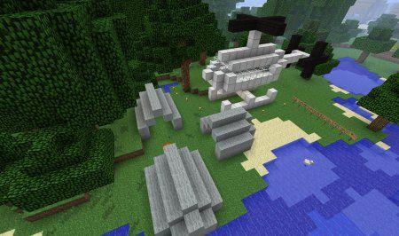 Скачать карты на прохождение для minecraft 1.11.2 - 1.10.2 ...