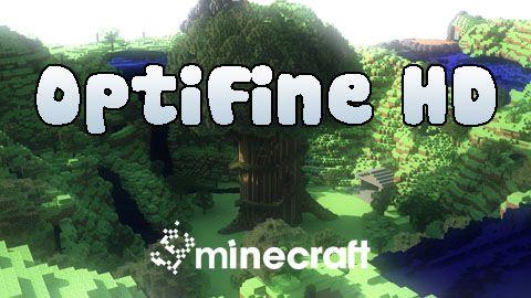 Скачать Оптифайн для Майнкрафт