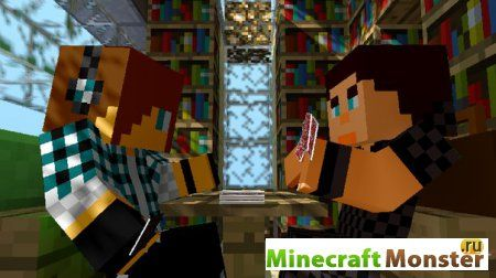 GALAXY CRAFT для Minecraft 1.10.2- ip сервера и описание