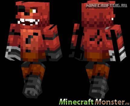 Скачать сборку скинов для Minecraft