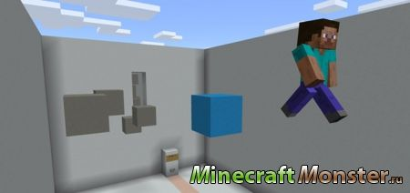Карта Rooms 2: E.Y.E. Is WaiTing для Minecraft PE 1.2