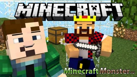 Сборка сервера для выживания для Minecraft 1.11.2 PC WaterMine V3 от Texkon