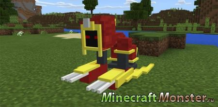Мод Soul Crawler Add-on для Minecraft PE 1.2