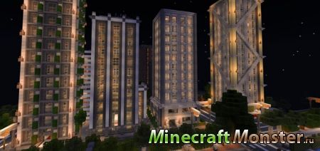 Шейдеры Enhanced Vanilla Shader для Minecraft PE 1.2