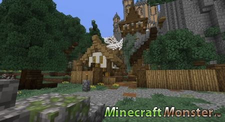 "Текстура ""A Little Taste of Jerm Bedrock Edition"" для Minecraft PE 1.6"
